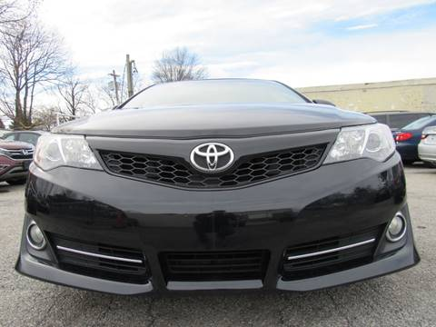 2014 Toyota Camry for sale at CarNation AUTOBUYERS, Inc. in Rockville Centre NY