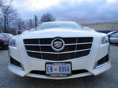 2014 Cadillac CTS for sale at CarNation AUTOBUYERS, Inc. in Rockville Centre NY