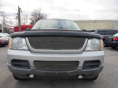 2002 Ford Explorer for sale at CarNation AUTOBUYERS, Inc. in Rockville Centre NY