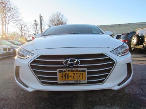 2017 Hyundai Elantra for sale at CarNation AUTOBUYERS, Inc. in Rockville Centre NY