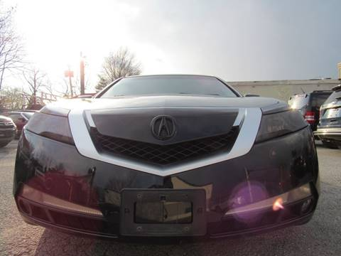 2010 Acura TL for sale at CarNation AUTOBUYERS Inc. in Rockville Centre NY