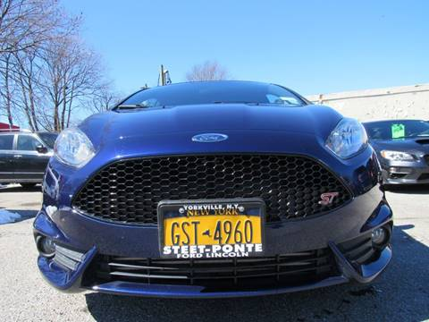 2016 Ford Fiesta for sale at CarNation AUTOBUYERS Inc. in Rockville Centre NY