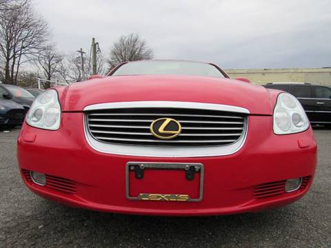 2005 Lexus SC 430 for sale at CarNation AUTOBUYERS, Inc. in Rockville Centre NY