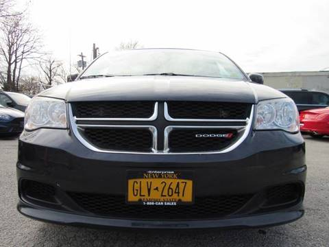 2013 Dodge Grand Caravan for sale at CarNation AUTOBUYERS, Inc. in Rockville Centre NY