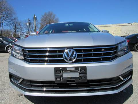 2016 Volkswagen Passat for sale at CarNation AUTOBUYERS, Inc. in Rockville Centre NY
