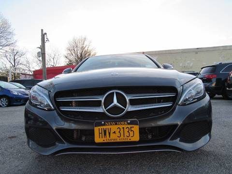 2015 Mercedes-Benz C-Class for sale at CarNation AUTOBUYERS, Inc. in Rockville Centre NY