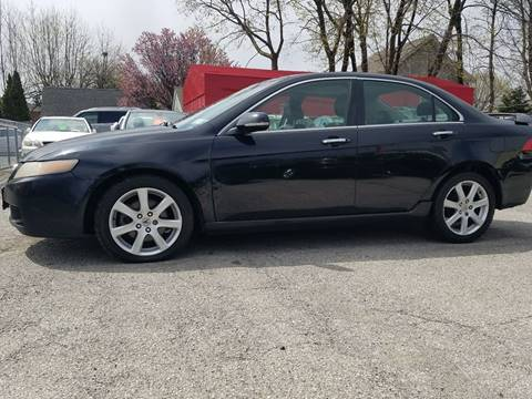 2004 Acura TSX for sale at CarNation AUTOBUYERS, Inc. in Rockville Centre NY