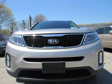 2015 Kia Sorento for sale at CarNation AUTOBUYERS, Inc. in Rockville Centre NY