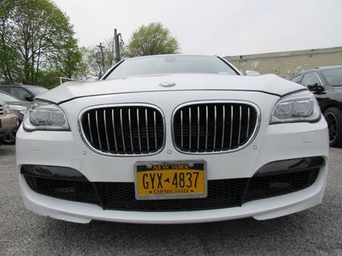 2013 BMW 7 Series for sale at CarNation AUTOBUYERS, Inc. in Rockville Centre NY