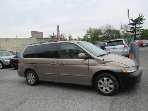 2004 Honda Odyssey for sale at CarNation AUTOBUYERS, Inc. in Rockville Centre NY
