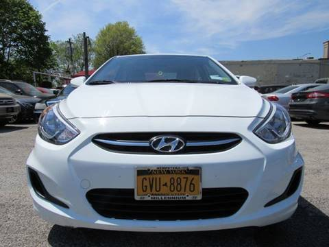 2015 Hyundai Accent for sale at CarNation AUTOBUYERS, Inc. in Rockville Centre NY