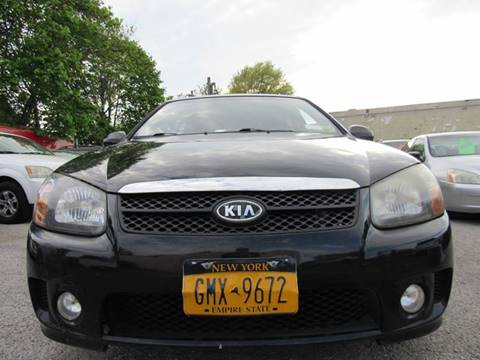 2008 Kia Spectra for sale at CarNation AUTOBUYERS, Inc. in Rockville Centre NY