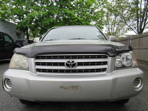 2003 Toyota Highlander for sale at CarNation AUTOBUYERS, Inc. in Rockville Centre NY