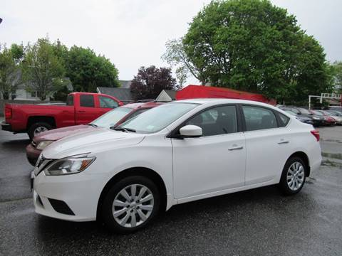 2016 Nissan Sentra for sale at CarNation AUTOBUYERS, Inc. in Rockville Centre NY
