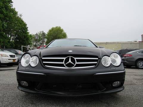 2004 Mercedes-Benz CLK for sale at CarNation AUTOBUYERS, Inc. in Rockville Centre NY