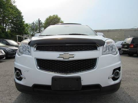 2010 Chevrolet Equinox for sale at CarNation AUTOBUYERS, Inc. in Rockville Centre NY