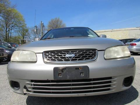 2000 Nissan Sentra for sale at CarNation AUTOBUYERS, Inc. in Rockville Centre NY