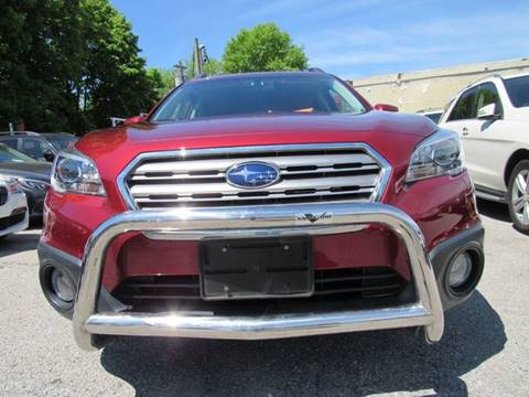 2017 Subaru Outback for sale at CarNation AUTOBUYERS Inc. in Rockville Centre NY