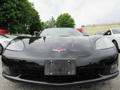 2005 Chevrolet Corvette for sale at CarNation AUTOBUYERS, Inc. in Rockville Centre NY