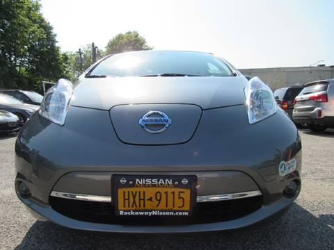 2015 Nissan LEAF for sale at CarNation AUTOBUYERS, Inc. in Rockville Centre NY