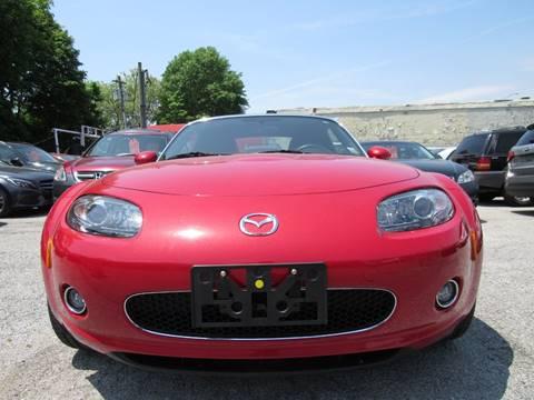 2006 Mazda MX-5 Miata for sale at CarNation AUTOBUYERS, Inc. in Rockville Centre NY