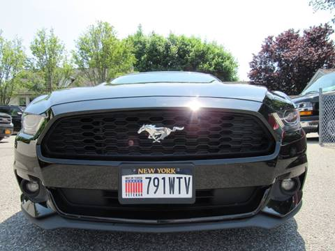 2015 Ford Mustang for sale at CarNation AUTOBUYERS, Inc. in Rockville Centre NY