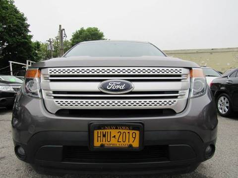 2013 Ford Explorer for sale at CarNation AUTOBUYERS, Inc. in Rockville Centre NY