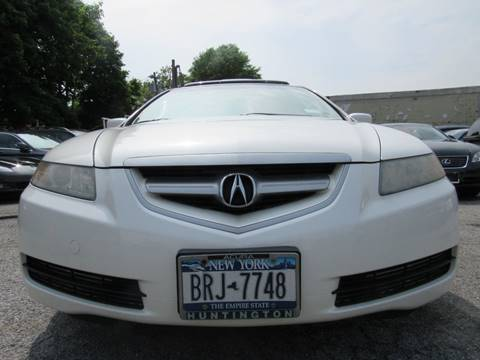 2006 Acura TL for sale at CarNation AUTOBUYERS Inc. in Rockville Centre NY
