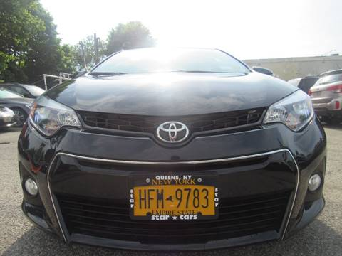 2016 Toyota Corolla for sale at CarNation AUTOBUYERS Inc. in Rockville Centre NY