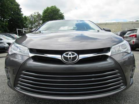 2016 Toyota Camry for sale at CarNation AUTOBUYERS Inc. in Rockville Centre NY