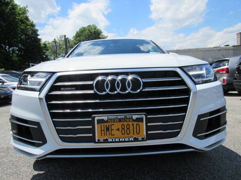 2017 Audi Q7 for sale at CarNation AUTOBUYERS, Inc. in Rockville Centre NY