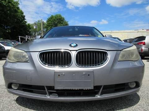 2004 BMW 5 Series for sale at CarNation AUTOBUYERS, Inc. in Rockville Centre NY