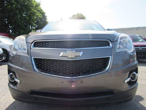 2012 Chevrolet Equinox for sale at CarNation AUTOBUYERS, Inc. in Rockville Centre NY