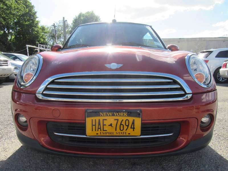 2011 MINI Cooper for sale at CarNation AUTOBUYERS, Inc. in Rockville Centre NY