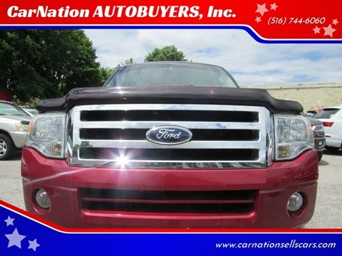 2008 Ford Expedition for sale at CarNation AUTOBUYERS, Inc. in Rockville Centre NY