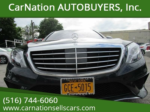2015 Mercedes-Benz S-Class for sale at CarNation AUTOBUYERS, Inc. in Rockville Centre NY