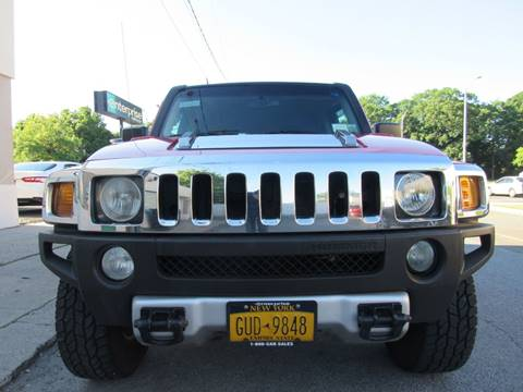 2008 HUMMER H3 for sale at CarNation AUTOBUYERS, Inc. in Rockville Centre NY