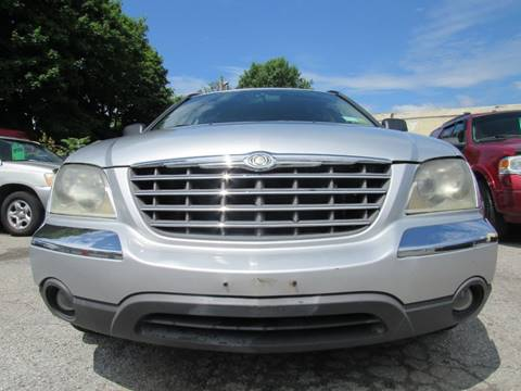2006 Chrysler Pacifica for sale at CarNation AUTOBUYERS, Inc. in Rockville Centre NY