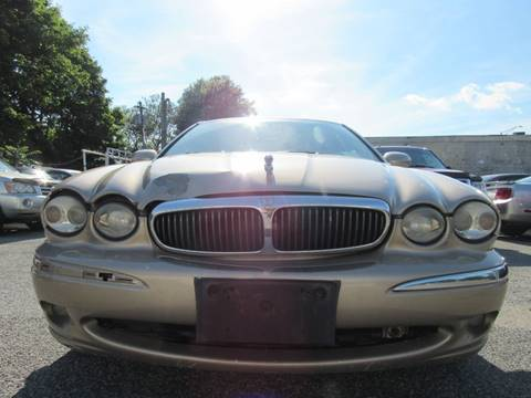 2002 Jaguar X-Type for sale at CarNation AUTOBUYERS, Inc. in Rockville Centre NY