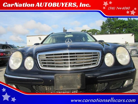 2006 Mercedes-Benz E-Class for sale at CarNation AUTOBUYERS Inc. in Rockville Centre NY
