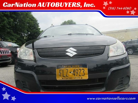 2009 Suzuki SX4 Crossover for sale at CarNation AUTOBUYERS, Inc. in Rockville Centre NY