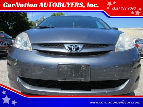 2008 Toyota Sienna for sale at CarNation AUTOBUYERS, Inc. in Rockville Centre NY