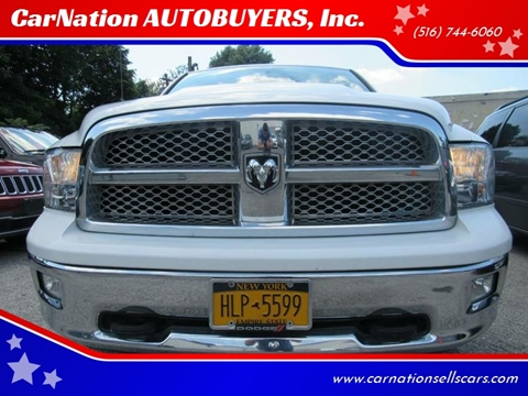 2011 RAM Ram Pickup 1500 for sale at CarNation AUTOBUYERS, Inc. in Rockville Centre NY