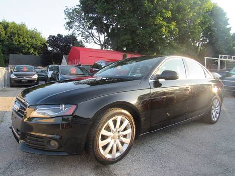 2012 Audi A4 for sale at CarNation AUTOBUYERS, Inc. in Rockville Centre NY