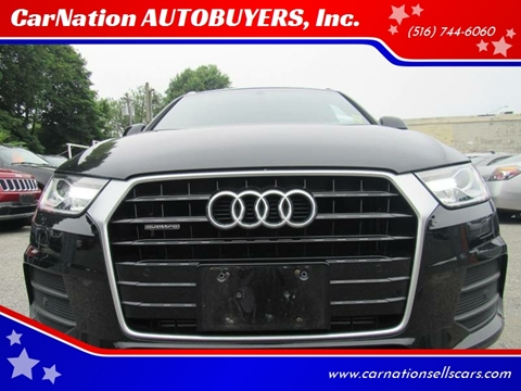 2017 Audi Q3 for sale at CarNation AUTOBUYERS, Inc. in Rockville Centre NY