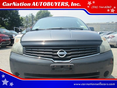 2008 Nissan Quest for sale at CarNation AUTOBUYERS Inc. in Rockville Centre NY