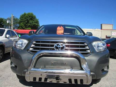2008 Toyota Highlander for sale at CarNation AUTOBUYERS, Inc. in Rockville Centre NY