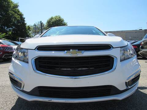 2016 Chevrolet Cruze Limited for sale at CarNation AUTOBUYERS, Inc. in Rockville Centre NY