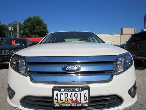 2012 Ford Fusion for sale at CarNation AUTOBUYERS, Inc. in Rockville Centre NY