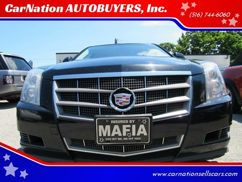 2008 Cadillac CTS for sale at CarNation AUTOBUYERS, Inc. in Rockville Centre NY